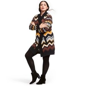 Missoni for Target Open Front Cardigan